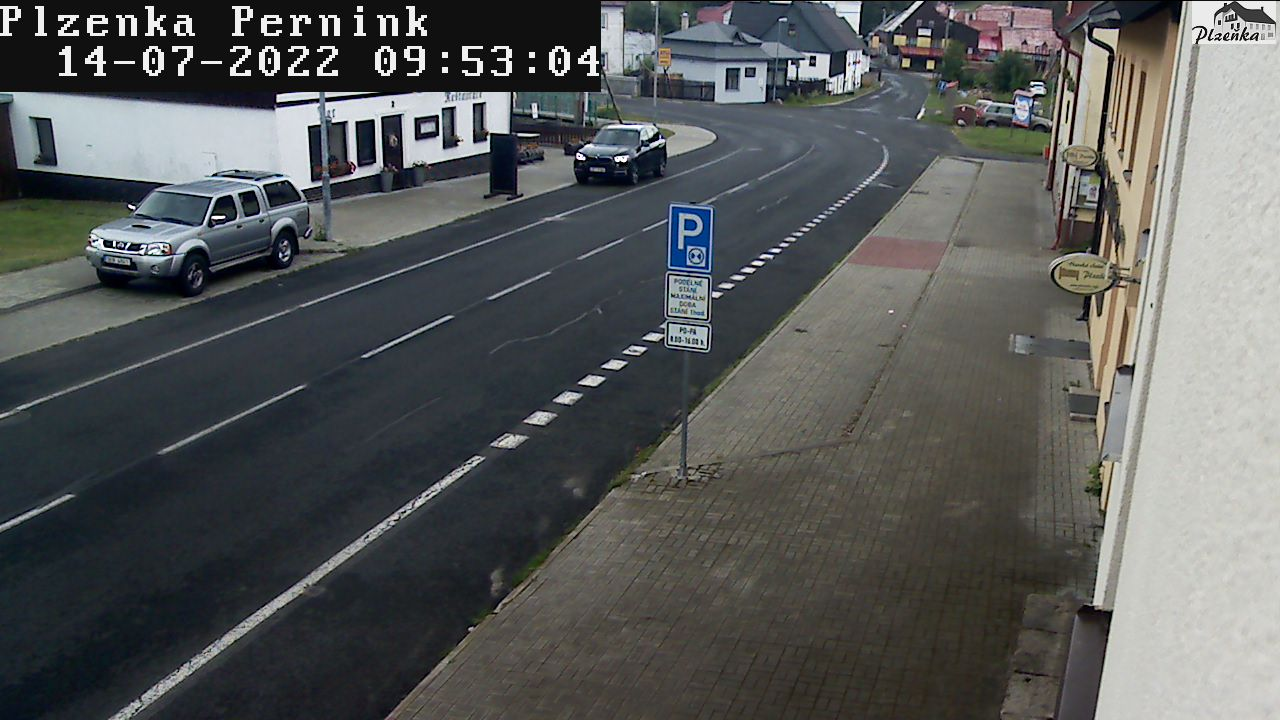 Webcam Pernink